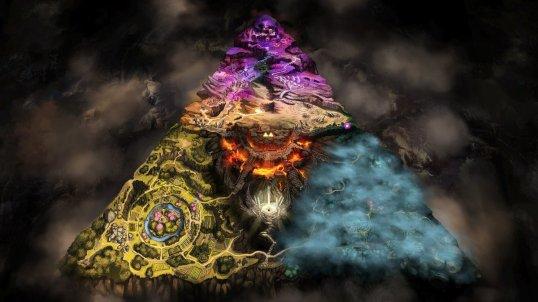 smash ultimate zelda dungeon