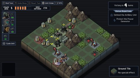 Into the Breach Mission Timer
