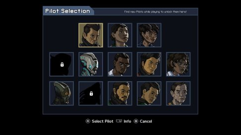 Into the Breach Pilot Select Incomplete