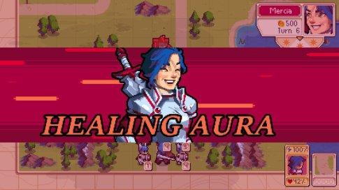 Wargroove Healing Aura