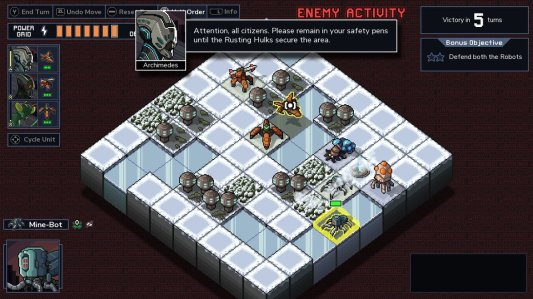 Into the Breach Archimedes