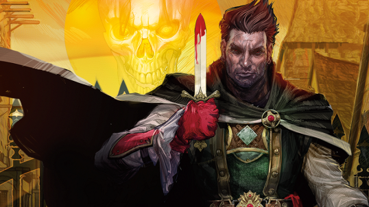 Betrayal at Baldurs Gate Cover