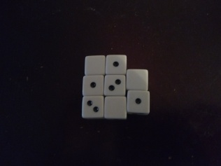 Betrayal at Baldurs Gate Dice