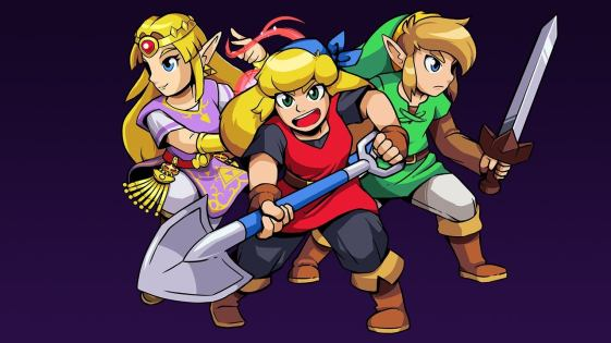 Cadence of Hyrule Cover