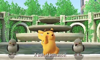 Detective Pikachu Bolt of Brilliance