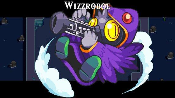 Cadence of Hyrule Wizzroboe