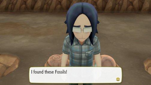 Fuzzblock Fossil Nerd