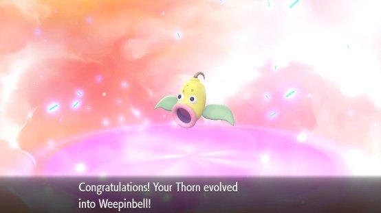 Fuzzblock Thorn First Evolution