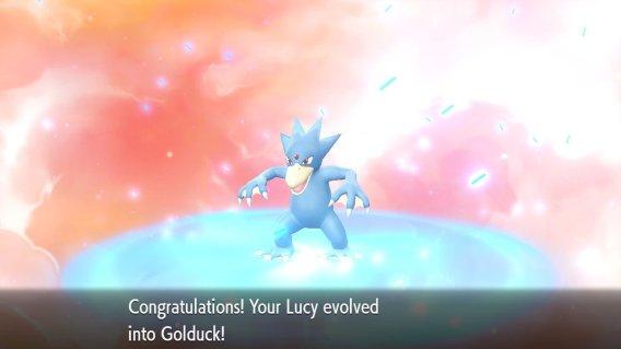 Fuzzblock Lucy Evolved