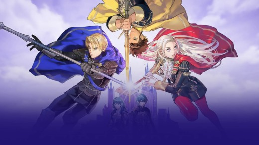 Three Houses Cover