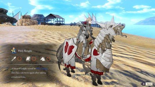 Three Houses Holy Knight