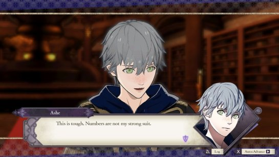 Three Houses Not My Strong Suit