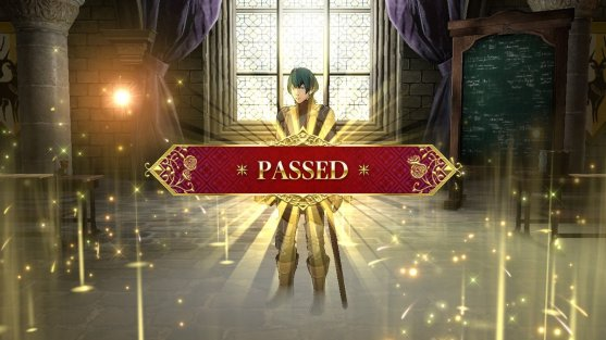 Three Houses Passed the Exam