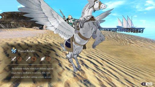 Three Houses Pegasus Knight
