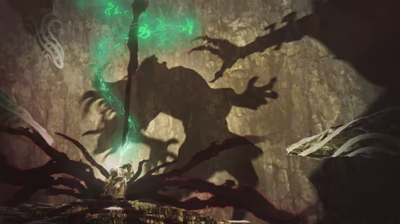 Breath of the Wild Sequel Silhouette