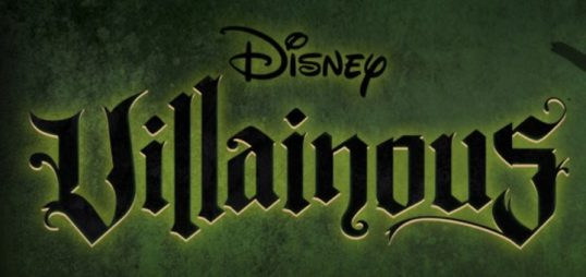 Disney Villainous Cover