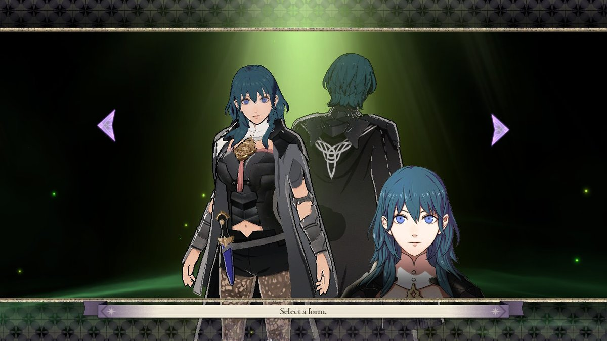 My Final Fire Emblem Three Houses Run Beginning The Ladies Only Challenge Adventure Rules You don't have to stay just for me. my final fire emblem three houses run
