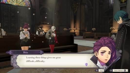 Three Houses Learning Difficulty