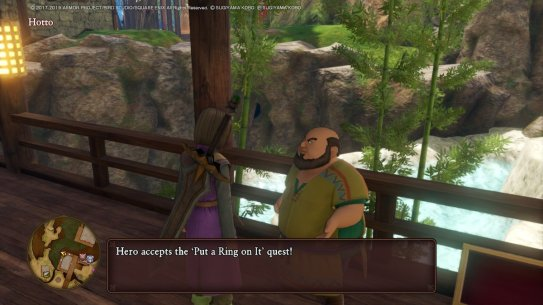 DQ11 Put a Ring On It