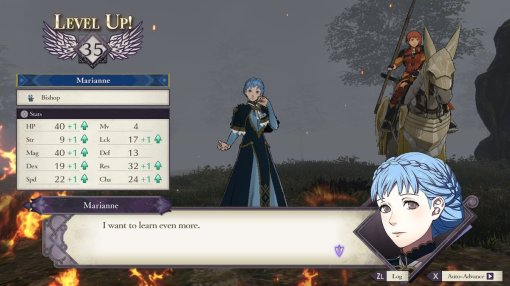 Three Houses Learn Even More