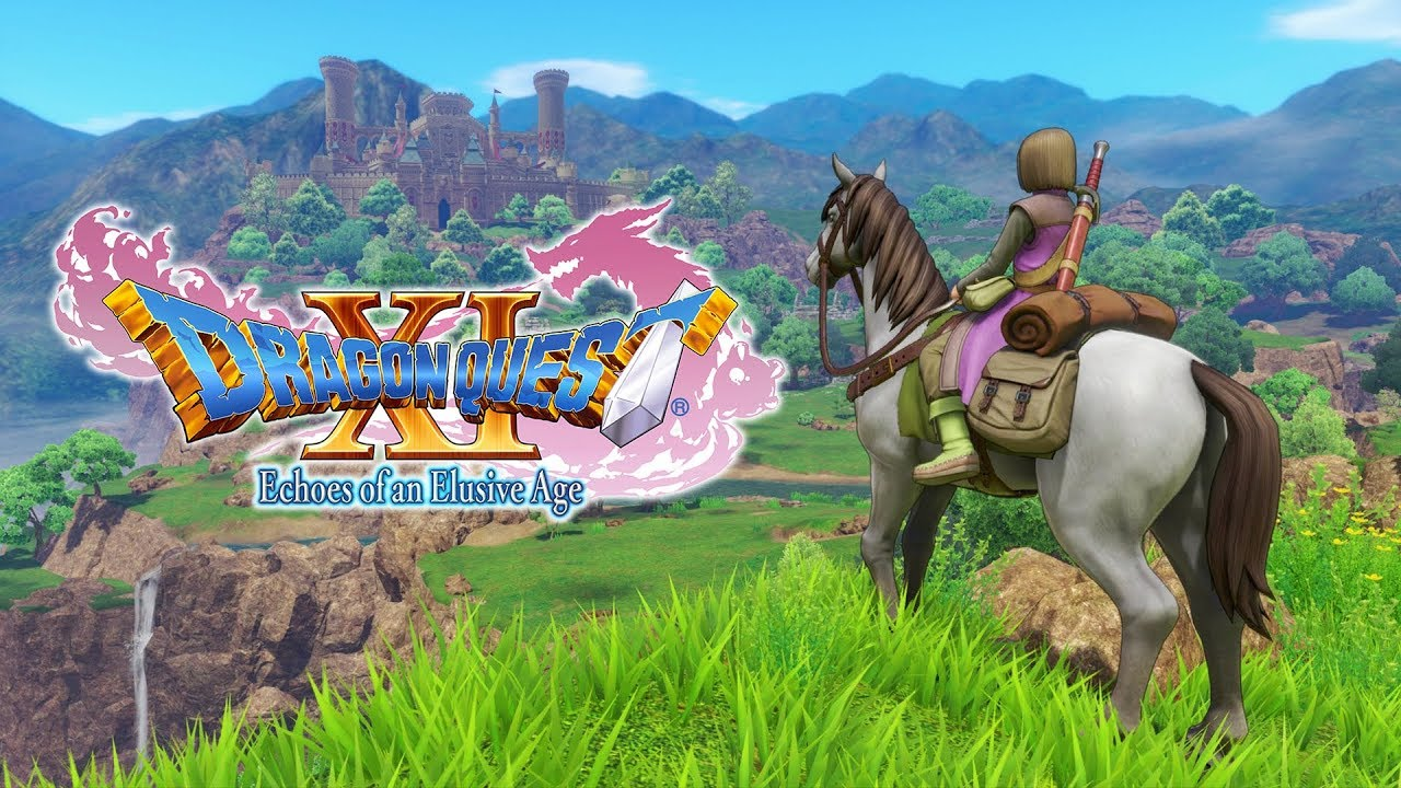 Too Much Too Late Reviewing Dragon Quest Xi S Weird Difficulty Curve Adventure Rules