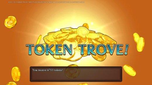 DQ11 Token Trove