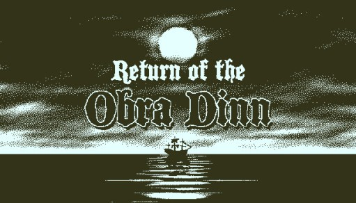 Return of the Obra Dinn Cover