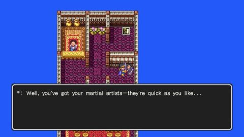 DQ3 Quick As You Like