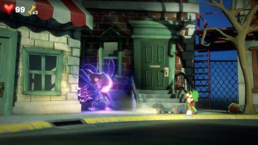 Luigis Mansion Polterkitty Fight