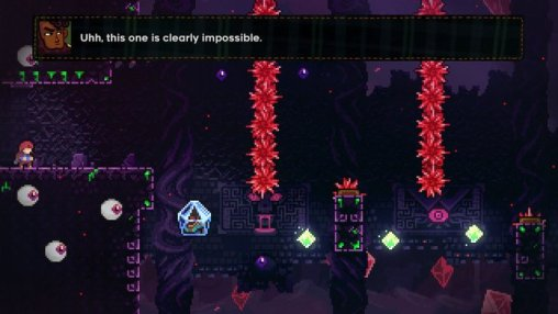 Celeste Clearly Impossible