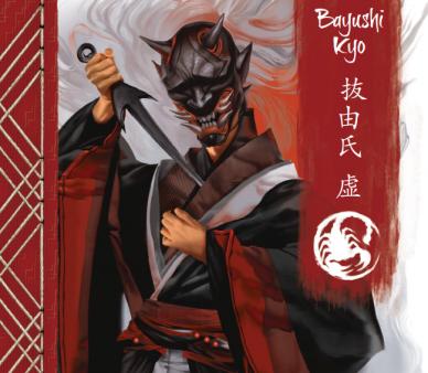 L5R Bayushi Kyo