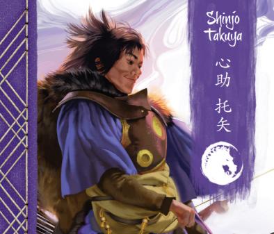 L5R Shinjo Takuya