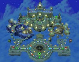 Mario Party 6 Clockwork Castle