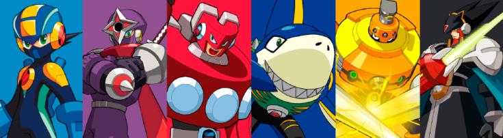 NetBattlers Character Art