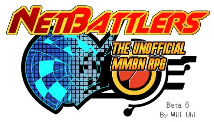 NetBattlers Cover
