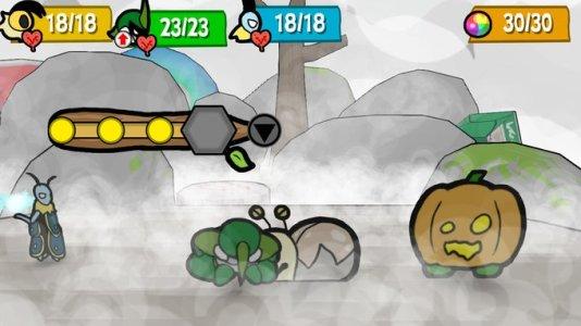Bug Fab;es Kabbu Attack